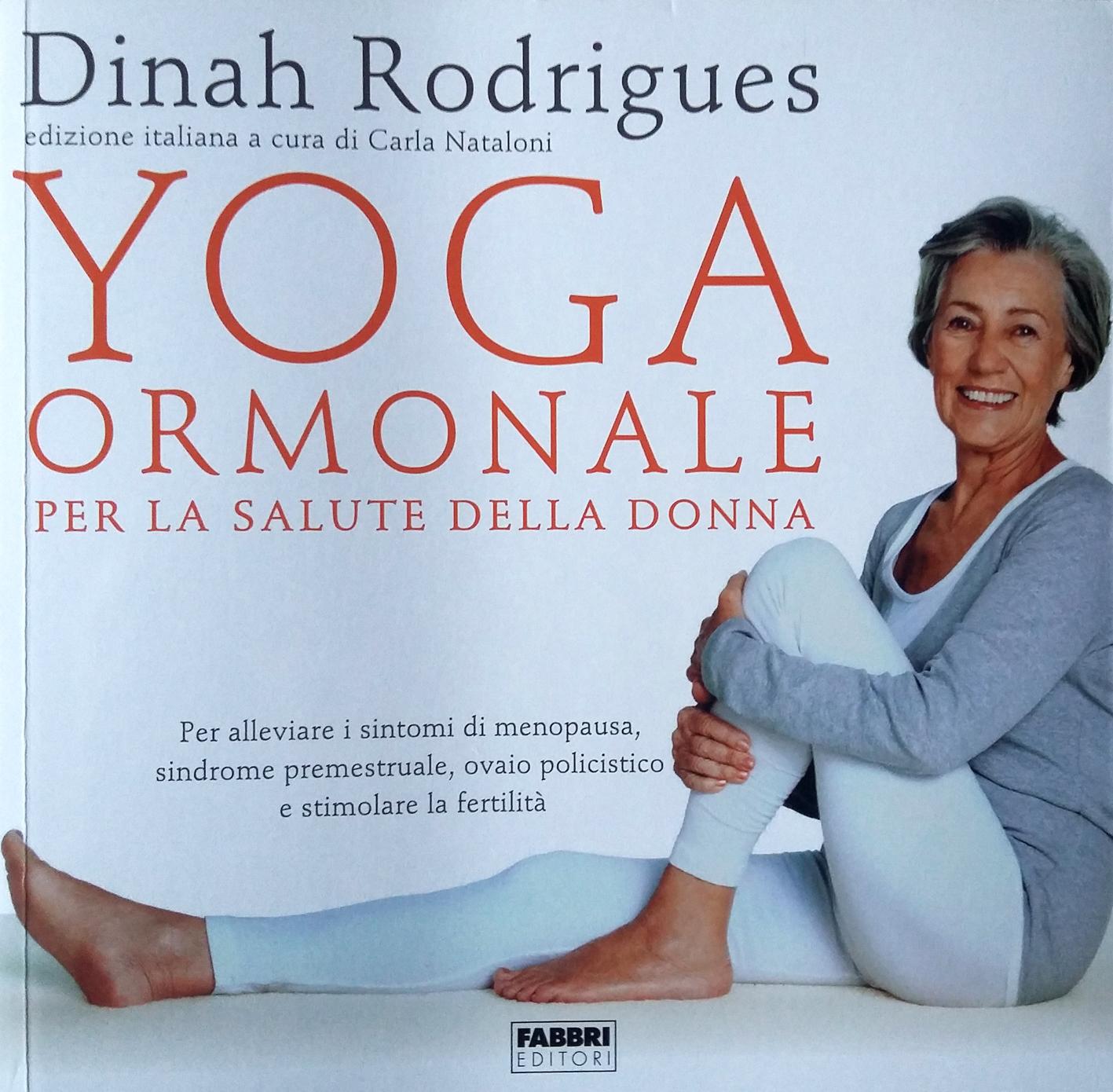 Corso di Yoga Ormonale metodo Dinah Rodrigues - Energia Sottile